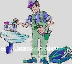 24 saat Açık Su Tesisatçı
