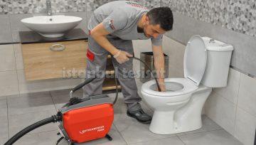 Alafranga Tuvalet Tıkanıklık Açma