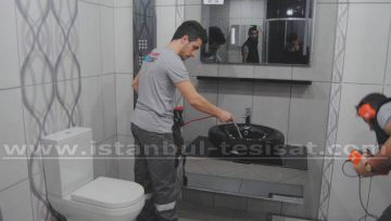 Ankara Tuvalet-Lavabo Tıkanıklık Açma