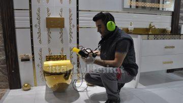 Profesyonel Cihazlar ile Kırmadan Su Kaçağı Bulma