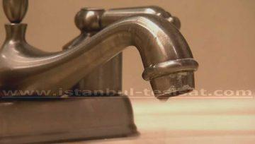 Damlayan musluğun tamiri