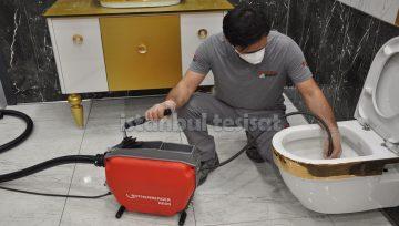 Kanalizasyon Borusunda Tıkanıklık Açma