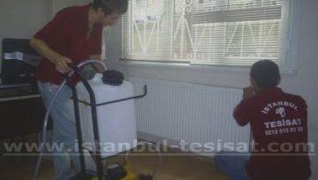 Kimyasal ve Makine ile Radyatör Temizlik