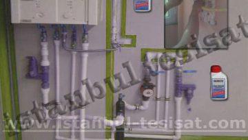 Kırmadan Kimyasal ile Kalorifer Tesisat Su Kaçağı Onarımı