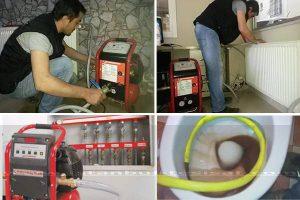 İstanbul Tesisat Petek Temizleme İşlemi