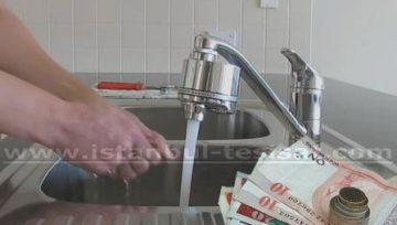 Su faturasını düşürme yöntemleri