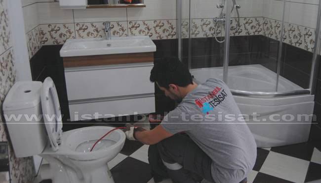 Bayrampaşa Su tesisatçı Tıkalı boru açma, Su Kaçak Tespiti