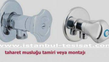 Taharet musluğu tamiri | Klozet Musluğu Tamiri