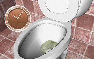 tuvalet kanal borusu açma