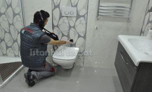 Üst Katın Tuvaletinden Su Akıyor