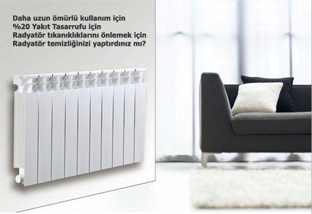 Ankara Kombi Petek Temizliği | Ankara Tesisat Temizliği