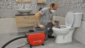 Alaturka Tuvalet Tıkanıklığı Açma