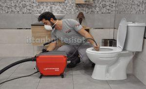 Kırmadan Tıkalı Tuvalet Açma-Pimaş Aç