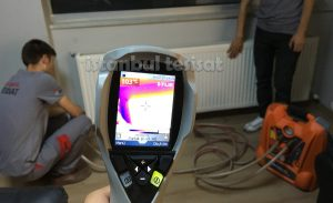 Makina ile Radyatör Temizliği