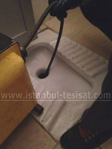 İstanbul Tuvalet-Lavabo Gider Tıkanıklığı Açma