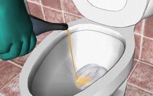 lavabo açıcı kimyasal sıvı