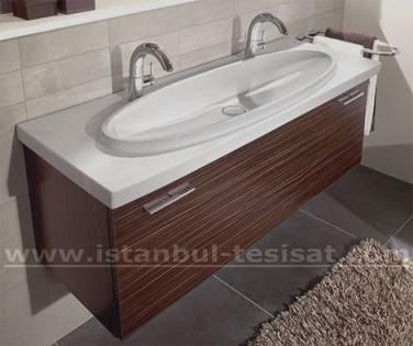 lavabo-montaji