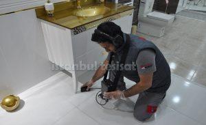 Su Tesisatı Makina ve Kamera ile Kaçak Bulma