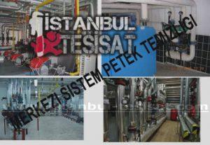Merkezi Isıtma Sistemi Petek Temizliği