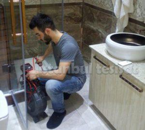Duş gideri görüntüleme