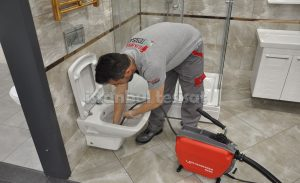 Tıkalı Tuvalet-Lavabo Gideri Açma Servisi