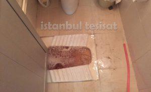 Tuvaletin Borusu Patladı Çözüm