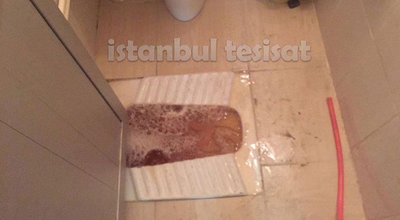 alaturka tuvalet tıkanması nasıl açılır