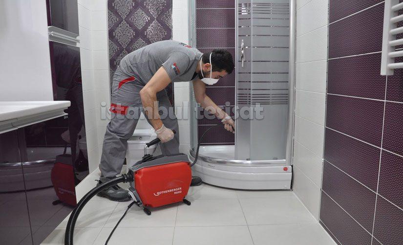 banyo süzgeç tıkanıklığı nasıl açılır