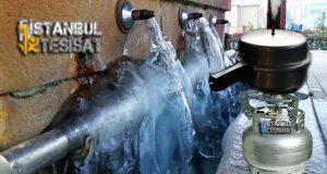 Donan Su Borusu Nasıl Açılır?