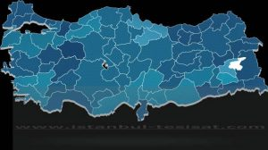 İstanbul Su Tesisatı Şubeleri