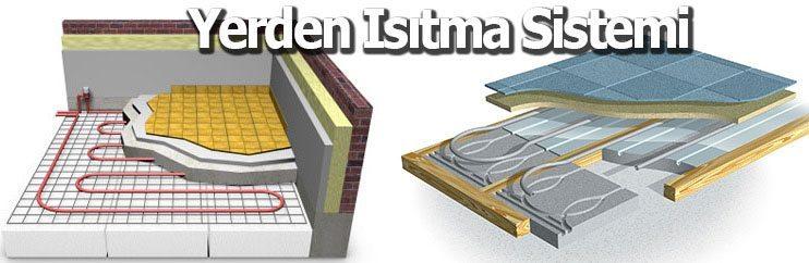 istanbul yerden ısıtma sistemi bakımı