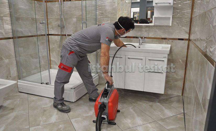 lavabo tamir eden tesisat firması