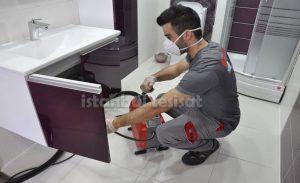 makineyle tıkalı lavabo pimaşı açan firma