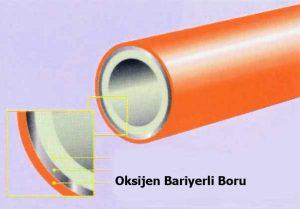 Oksijen Bariyerli Boru Nedir? Nerelerde Kullanılır